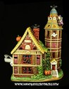 Lefton Colonial Village - Mooncrest - Retired-1999-sold