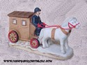 Lefton Colonial Village - Paddy Wagon