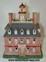 Lefton Historic Williamsburg Collection - The Governor's Palace-sold