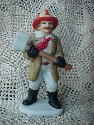 Lefton Colonial Village - Fireman Bud Michaels
