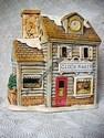 Lefton Colonial Village - Quincy's Clock Maker - Retired