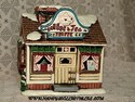 Lefton Colonial Village - Coffee & Tea Shoppe-Retired-sold