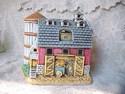 Lefton Colonial Village - Cole's Barn-Retired 1994