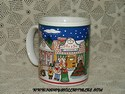 Lefton Colonial Village - Colonial Village Coffee Mug