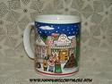 Lefton Colonial Village - Colonial Village Coffee Mug