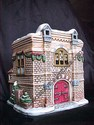 Lefton Colonial Village - Fire Engine Co. No. 5 - Retired,2000-sold