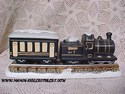 Lefton Colonial Village Express - 3 Piece Train-sold