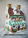 Lefton Colonial Village - Green Grocer - Retired-sold