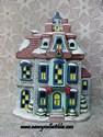 Lefton Colonial Village - Greystone House - Retired-1995
