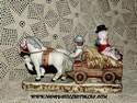 Lefton Colonial Village - The Hayride