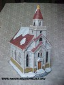 Lefton Colonial Village - Hillside Church-50th Anniversary Edition