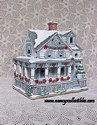 Lefton Colonial Village - Lakehurst House - Retired 1992