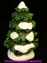 Small Lefton Colonial Village Ceramic Tree-sold