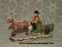 Lefton Colonial Village - Matt's Milk Wagon