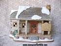 Lefton Colonial Village - Notfel Cabin - Retired