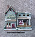 Lefton Colonial Village - O'Douls Ice House - Retired