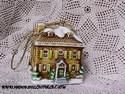 Lefton Colonial Village - Ornament
