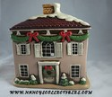 Lefton Colonial Village - Penny House - Retired-1988