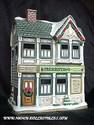 Lefton Colonial Village - Smith & Jones Drugstore - Retired-1991-sold