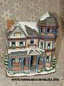 Lefton Colonial Village - Potter House - Retired