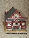Lefton Colonial Village - Ryman Auditorium - Special Edition Building - Retired