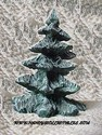 Lefton Colonial Village - Small Fir Tree