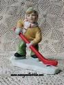 Lefton Colonial Village - Stanley Reid-Hockey Player