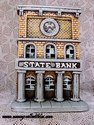 Lefton Colonial Village - State Bank - Retired 1997