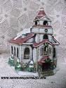 Lefton Colonial Village - Church Votive
