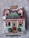 Lefton Colonial Village - Watt's Candle Shop - Retired-1994