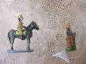 Liberty Falls Dearly's Grocery Store-horse, rider, cowboy