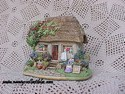 Lilliput Lane - Say It With Flowers
