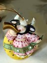 Mary's Moo Moos Oh Night Bovine-2002 Ornament