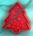 Hallmark Mini Christmas Tree w/ornaments Cookie cutter