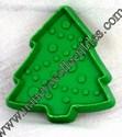 Hallmark Mini Green Christmas Tree w/ornaments Cookie cutter