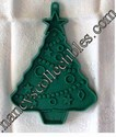 Hallmark Painted Christmas Tree Cookie cutter