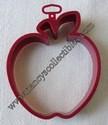 Hallmark Red Apple Cookie cutter