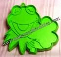 Hallmark Kermit With Shamrock Cookie cutter