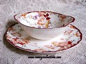 Made in Japan Floral Plate and Bowl Set