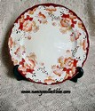 Made in Japan Floral Plate