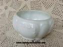 White Porcelain Salt