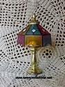 Miniature Tiffany-Style Lamp