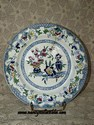 Mintons Plate -Poonah Pattern