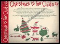 Music and Lyrics-Christmas Is For Children