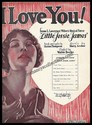 I Love You-Little Jessie James