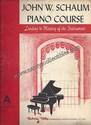 John W. Schaum Piano Course-A The Red Book