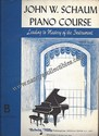 John W. Schaum Piano Course-B The Blue Book