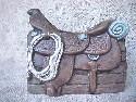 Napco Saddle Planter