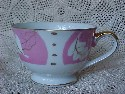 Made In Japan Pink and White Cup