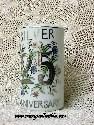 25th Silver Anniversary Shaker